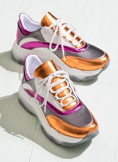 Elle Sneakers Fuşya
